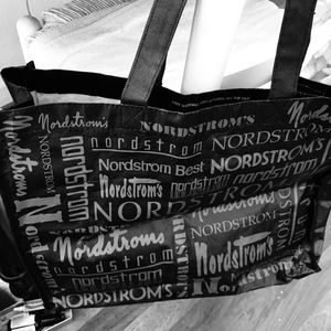 Nordstrom bag $3 With any other purchase